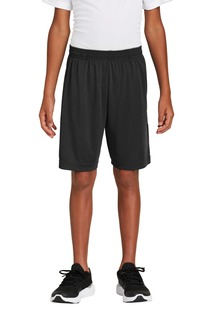 Sport-Tek ® Youth PosiCharge ® Competitor Pocketed Short.-Sport-Tek
