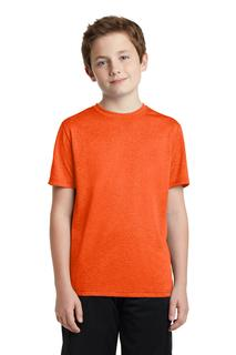 Sport-Tek® Youth Heather Contender Tee.-