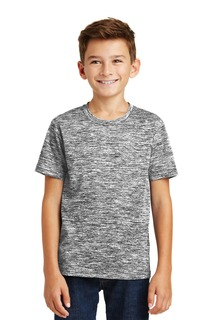 Sport-Tek Youth PosiCharge Electric Heather Tee.-