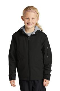 Sport-Tek Youth Waterproof Insulated Jacket-Sport-Tek