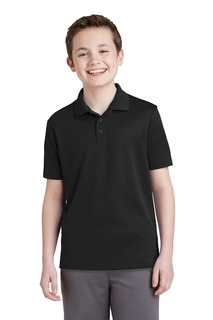 Sport-Tek® Youth PosiCharge® RacerMesh® Polo.-