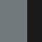 Silver / Black