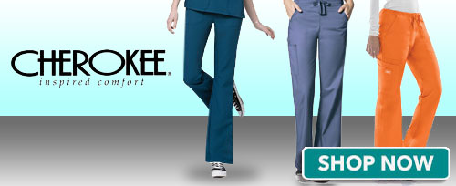 Cherokee Medical Scrub Pants