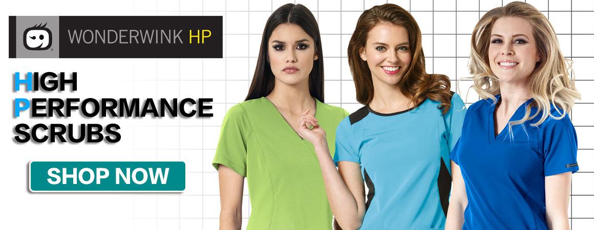 WonderWink HP Apparel