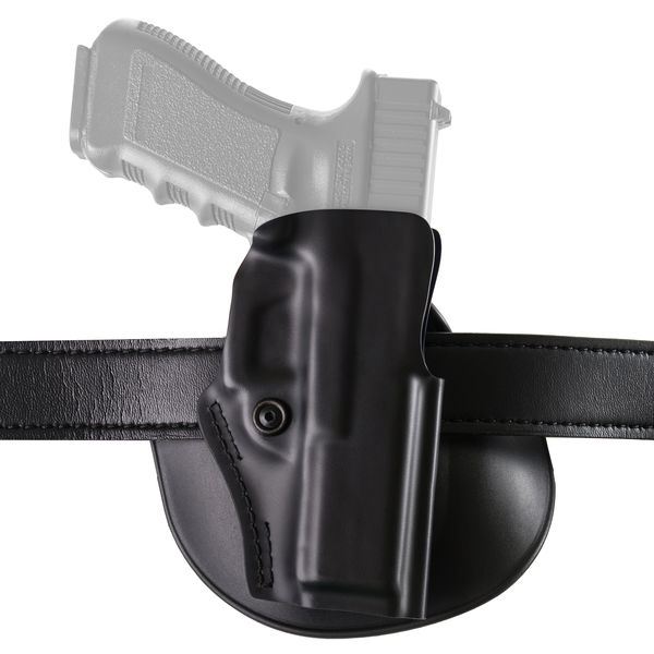 Model 5198 Open Top Concealment Paddle/Belt Loop Holster with Detent-Safariland