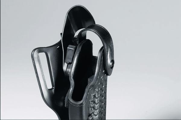Model 6002 Hood Guard & Sentry-Self Locking System-Safariland