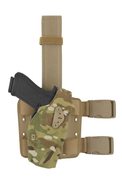 Model 6354DO ALS Optic Tactical Holster for Red Dot Optic-Safariland