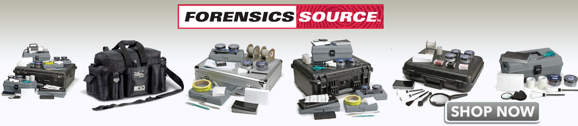 Forsenics Source Gear