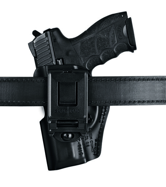 Model 5199 Open-Top Concealment Clip-On Holster with Detent-Safariland