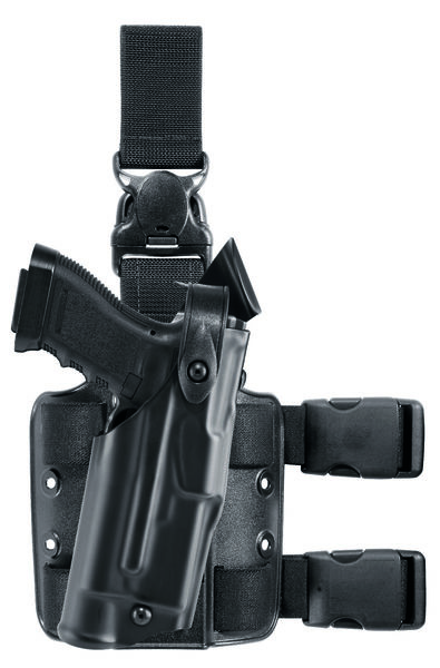 Model 6305RDS ALS®/SLS Tactical Holster w/ Quick-Release Leg Strap-Safariland