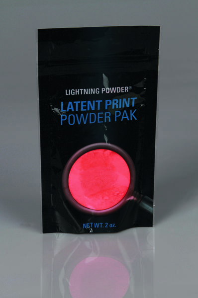 Latent Print Powder 2 Oz Paks-Forensics Source