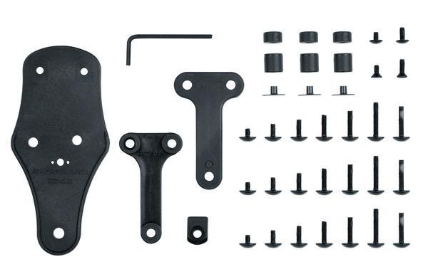 Model HDA-KIT Hardware Kit-Safariland