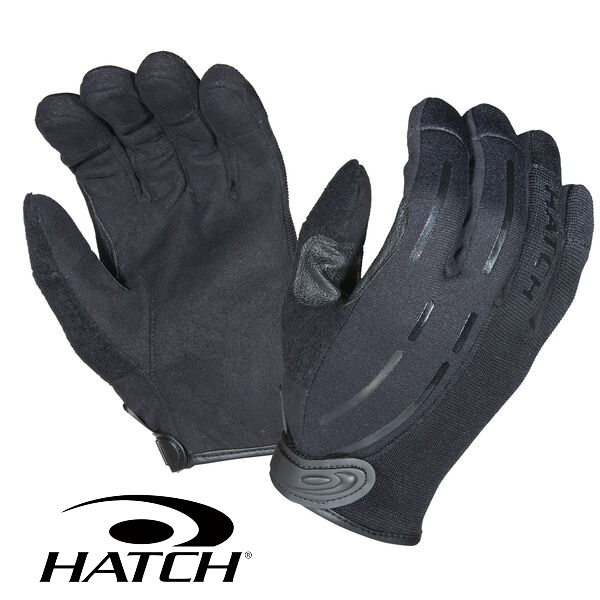 Puncture Protective Neoprene Duty Glove-Hatch