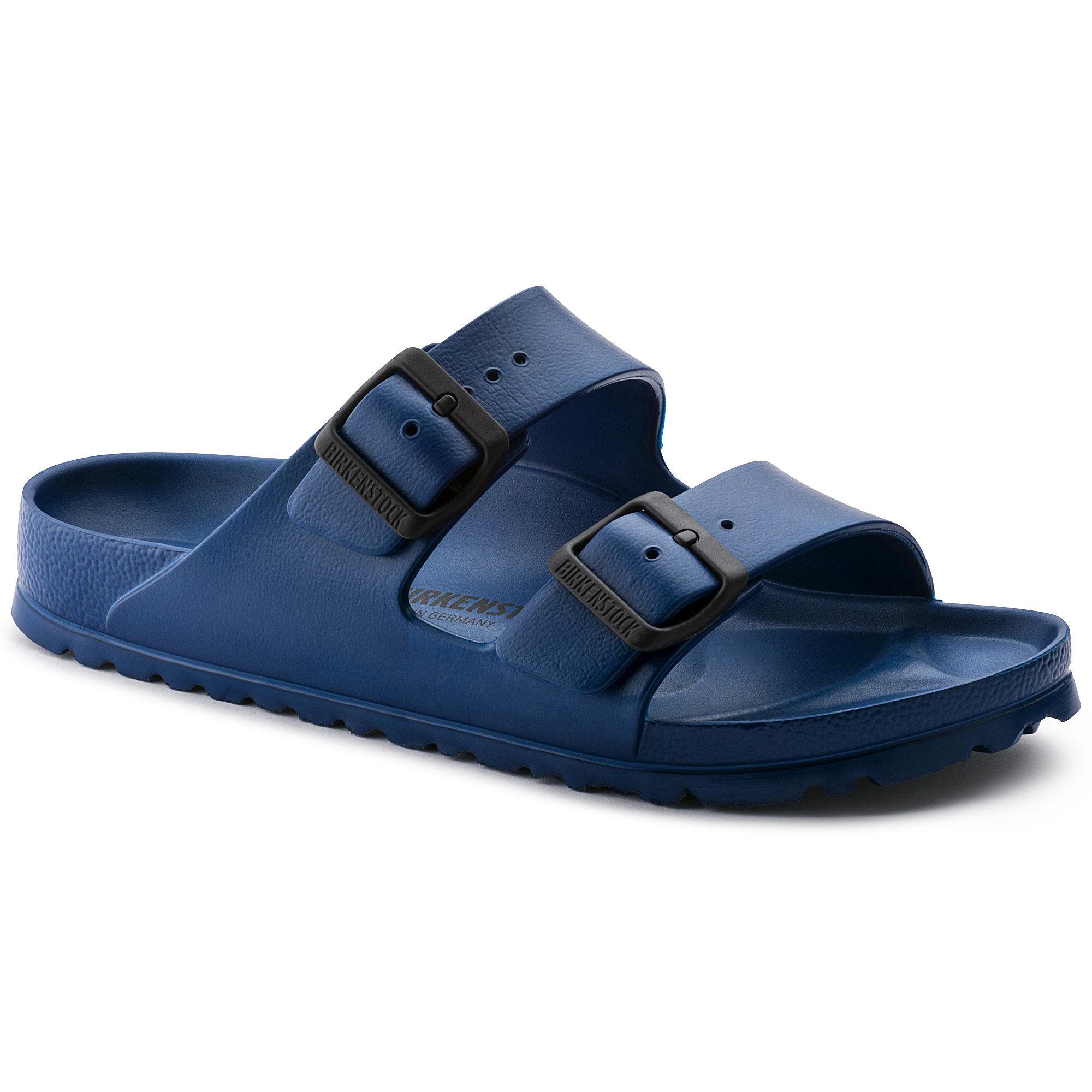 Birkenstock Arizona Navy EVA Sandals