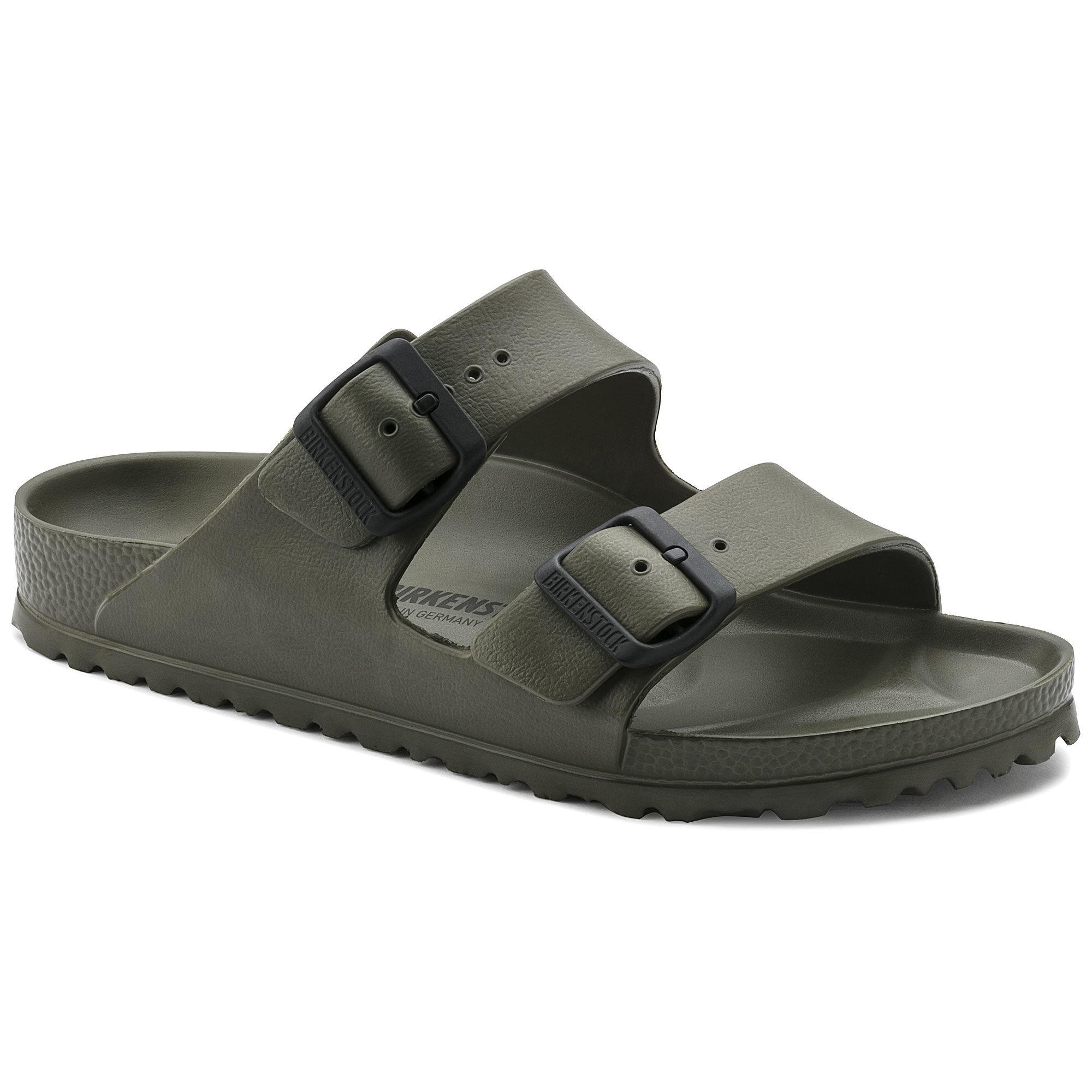 Birkenstock Arizona Khaki EVA Sandals