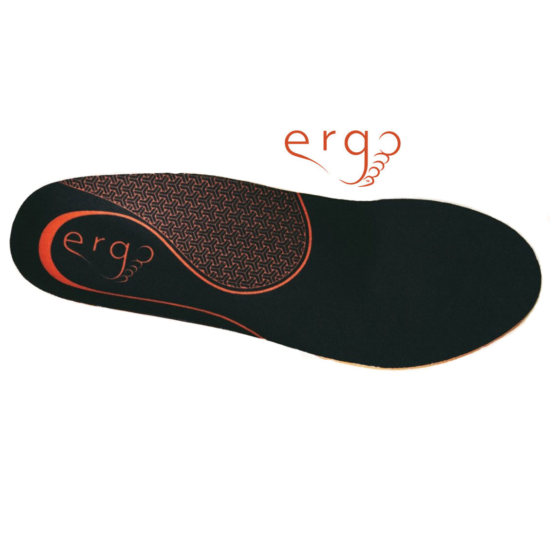 Ergo Comfort Ergonomically Anti-Fatigue Support Shoe Insoles-ERGO