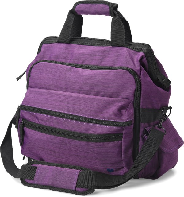 Nurse Mates Grape Ultimate Nursing Bag-Nurse Mates Accessories