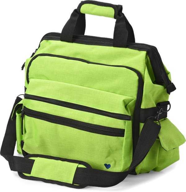 Nurse Mates Key Lime Ultimate Nursing Bag-NMA