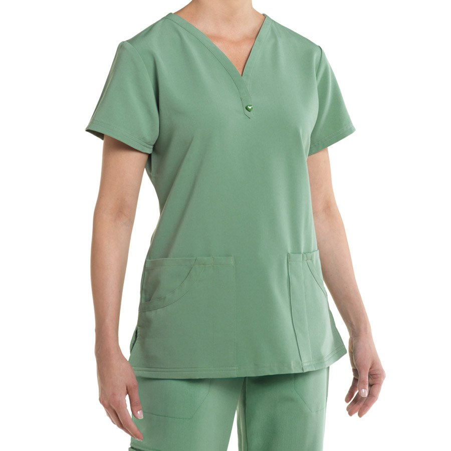 Nurse Mates Caitlyn Top