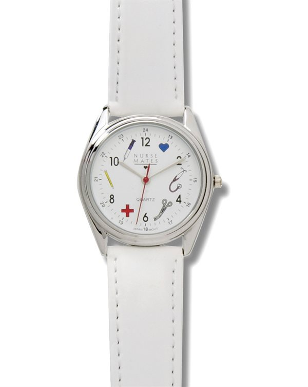 Nurse Mates Medical Symbols Watch