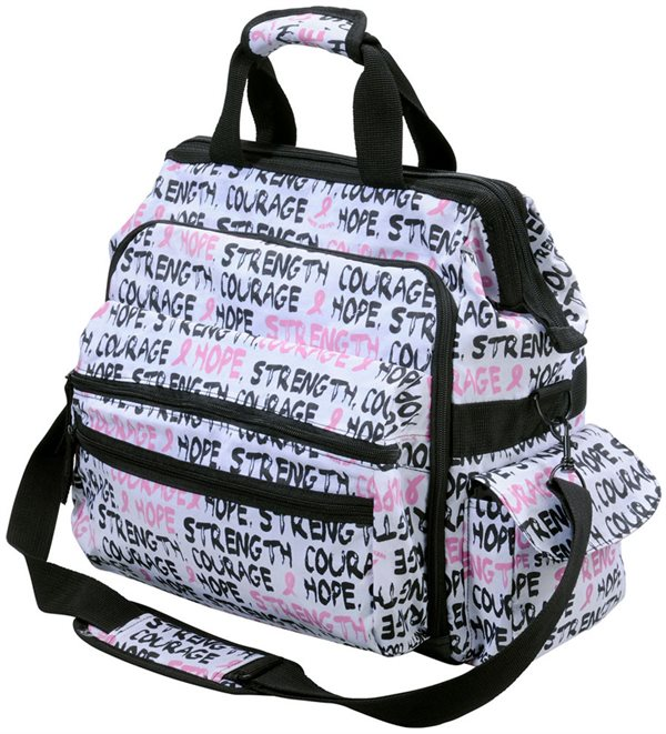 Nurse Mates Awareness Pink Ultimate Nursing Bag-NMA