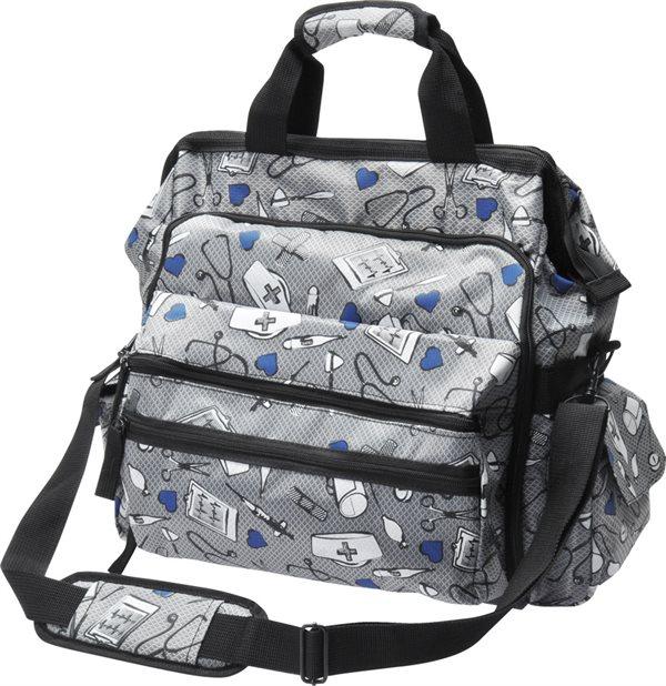 Nurse Mates Medical Pattern Ultimate Nursing Bag