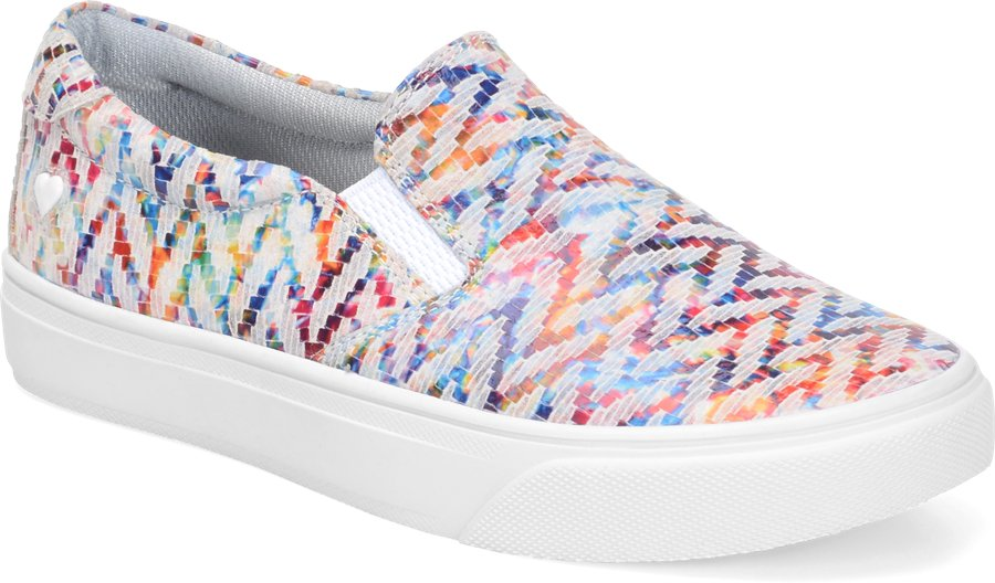 Nurse Mates Women's Faxon Confetti Slip-On Shoe-Nurse Mates Shoes