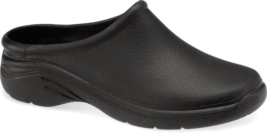 Quark Quarky Black Clog Shoe-