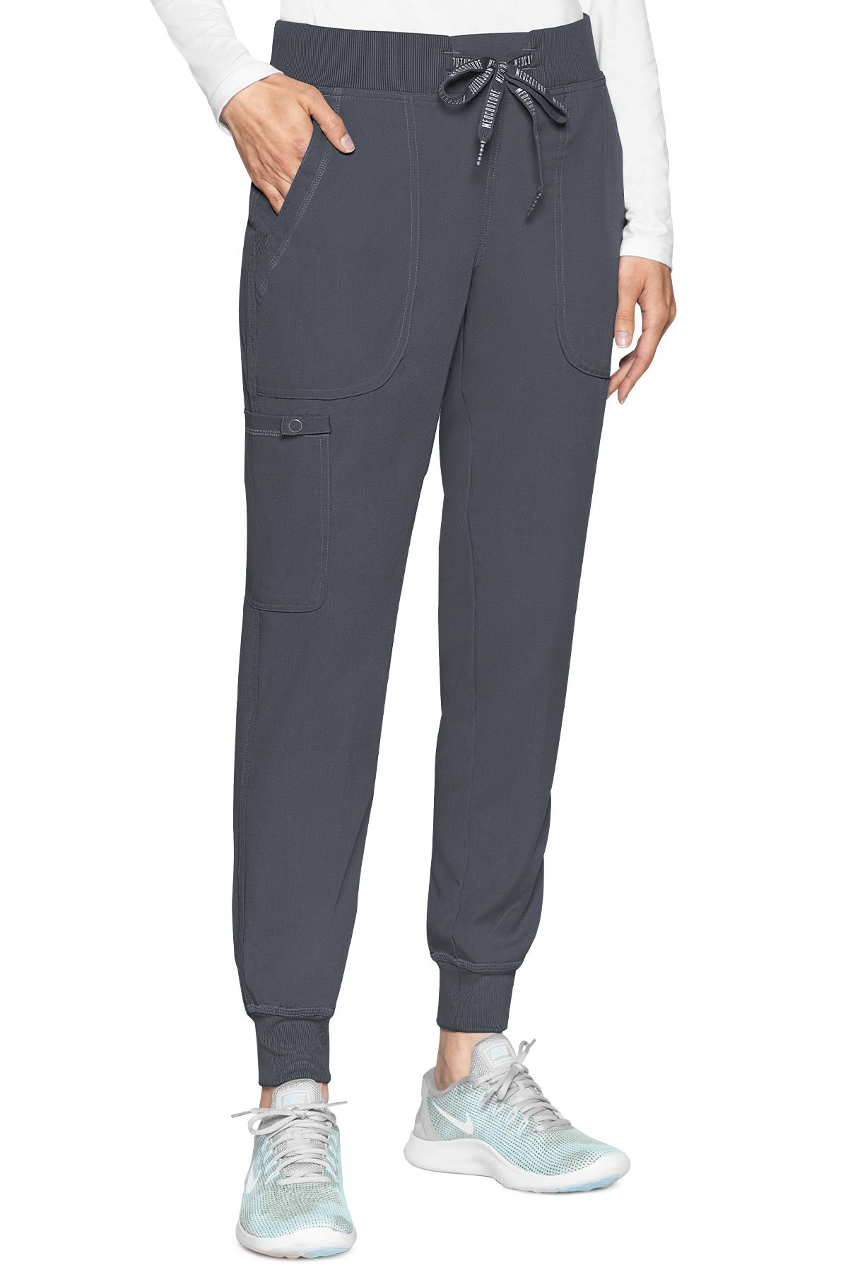 Med Couture Touch Jogger Yoga Pant-Med Couture Touch