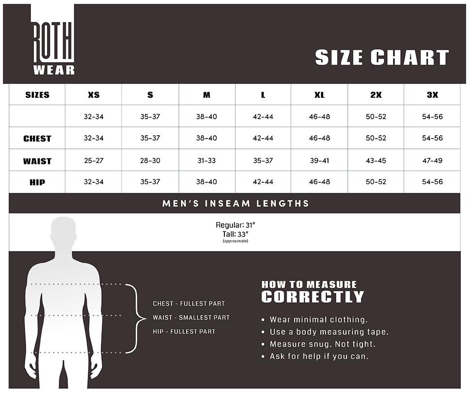 Roth Wear - Men's Jogger