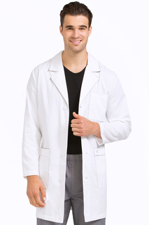 "38"" Doctor Length Lab Coat"