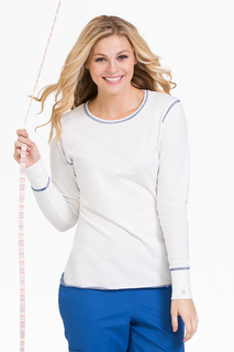 Long Sleeve Lip Tee