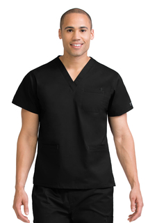 Mens V-Neck 3 Pocket Top