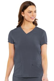Med Couture Energy Knit Back Top-Med Couture Energy