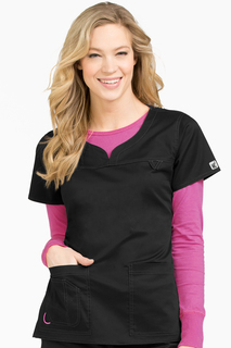 Sport Neckline Top-Mc2