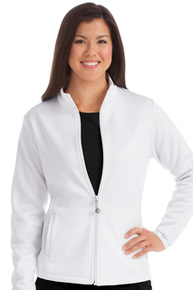 Bonded Fleece Med Tech Zip Jacket-Activate