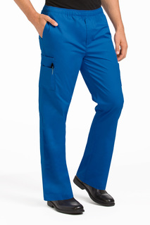 Mens 2 Cargo Pocket Pant-Med Couture