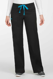 Signature Drawstring Pant-Med Couture
