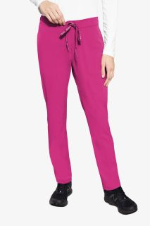 Peaches Flat Front 4 Pocket Pant-Peaches