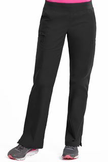 Yoga 2 Cargo Pocket Pant-Med Couture