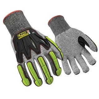 Knit Cut 5 Impact Glove w/o Nitrile Dip-