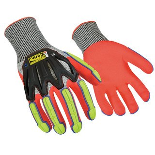 Knit Cut 5 Impact Glove - Touch-Ringers Gloves