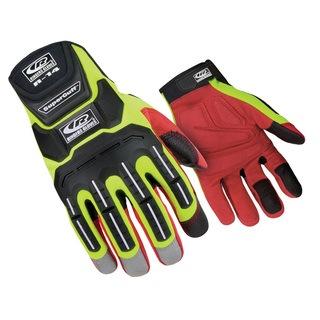 R14 Impact Glove Hi Vis