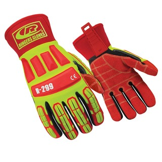R299 CUT 5 KEVLOC Impact Glove