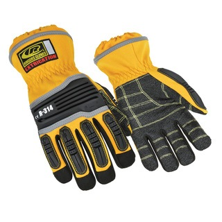 Extrication Glove - Short Yel-Ringers Gloves