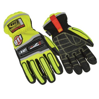 ESG Barrier One Glove Hi Vis-