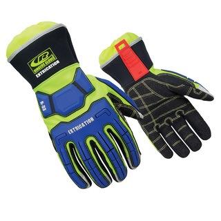 Hybrid Extrication Glove Hi Vis-Ringers Gloves