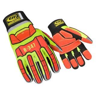 Rescue Glove Hi Vis-