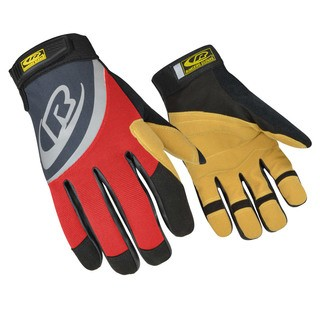 Rope Rescue Glove Red-