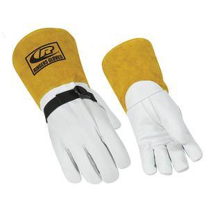 Leather Cut Series Lineman Glove